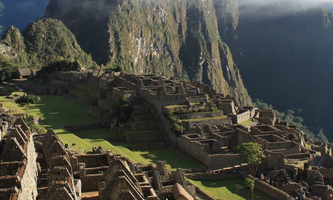 Le Machu Picchu , en voie de disparition ?