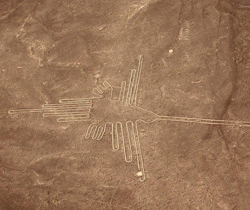 Les mystérieuses lignes de Nazca