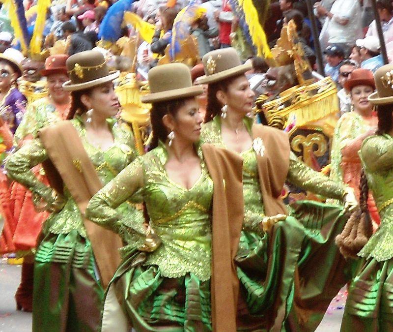 Le Carnaval d'Oruro