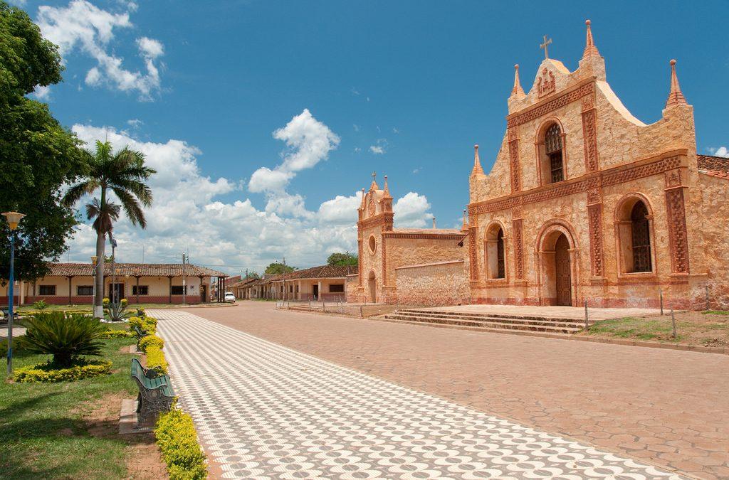 Les Missions jésuites de Bolivie