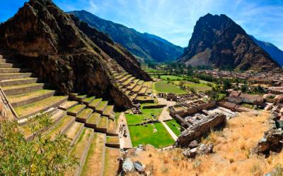 Ollantaytambo, entre ruines et village inca