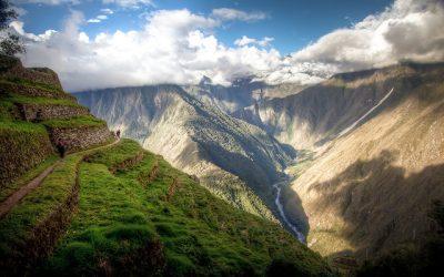 Le trek du chemin de l'Inca