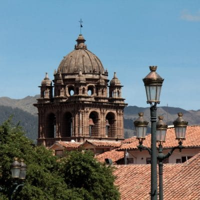 Cusco : Nombril du Monde
