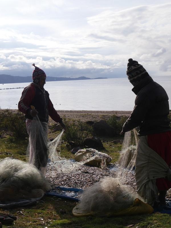 Pêcheurs Llachón