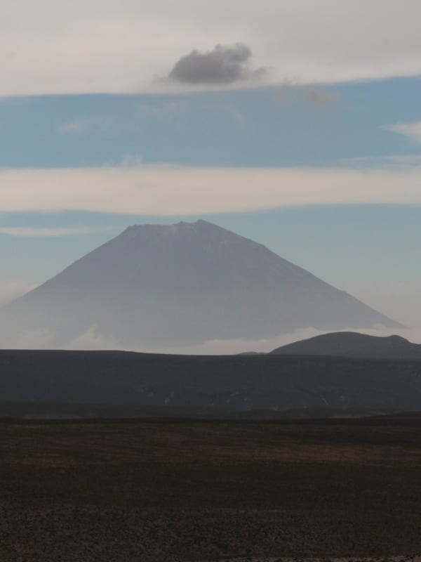 Volcan Misti Arequipa