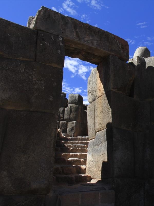 Porte Ruines Saqsaywaman