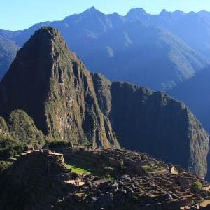 C'est ça le Pérou !