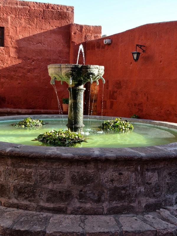 Fontaine Santa Catalina Arequipa