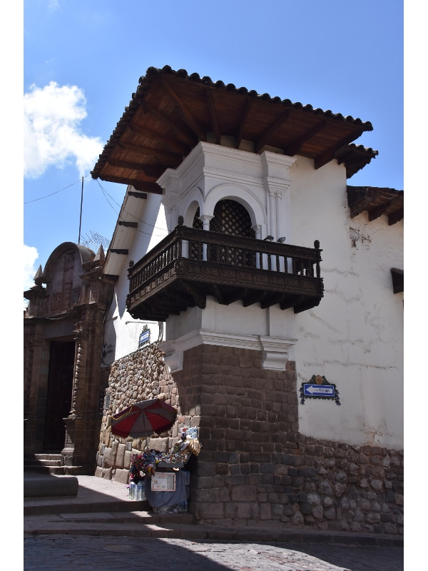 Cusco Centre Historique