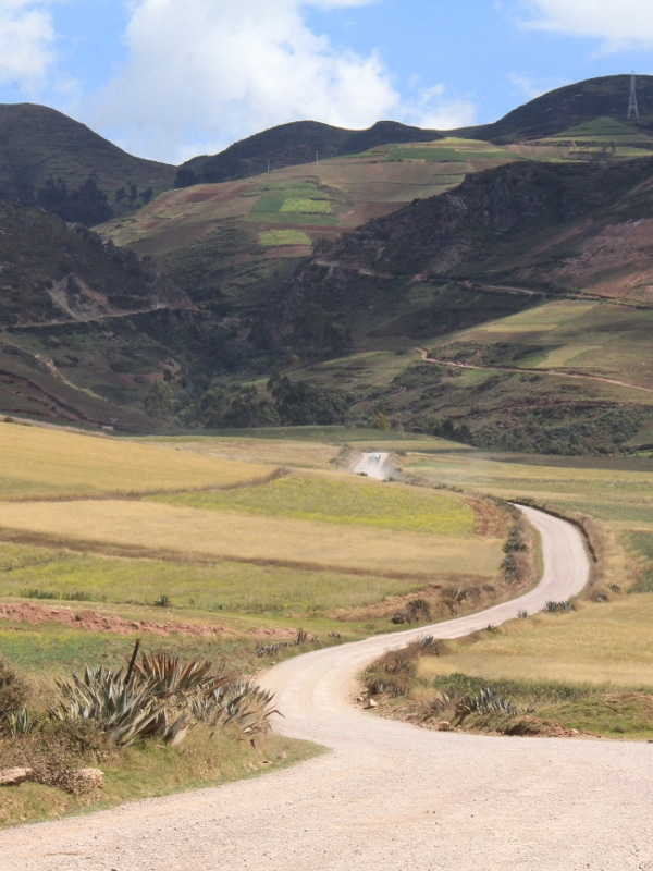 Vallée Sacrée des Incas Pérou