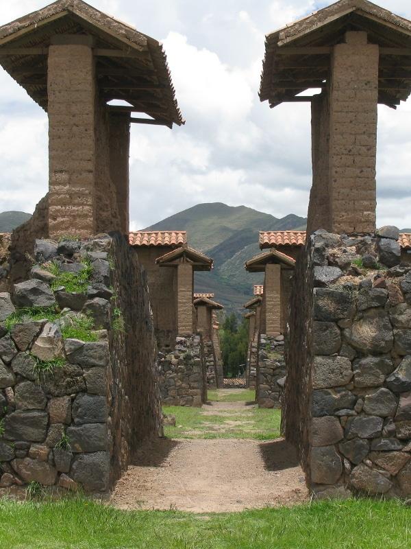 Raqchi Pérou