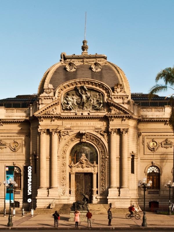 Musée des Beaux Arts Santiago de Chile